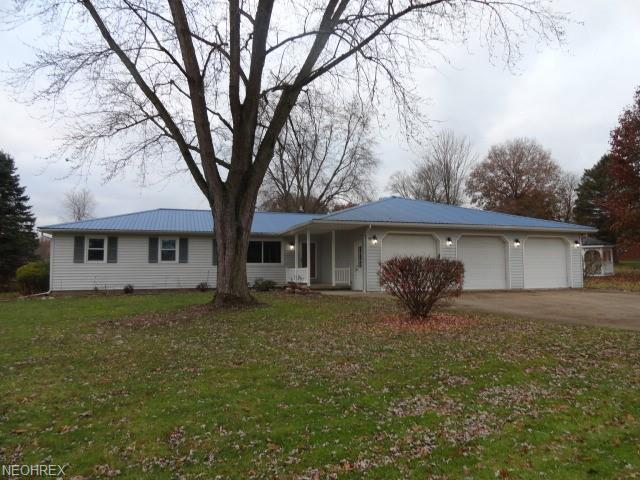 1333 Barnes Dr, Wooster, OH 44691 (MLS #4054428) :: RE/MAX Valley Real Estate