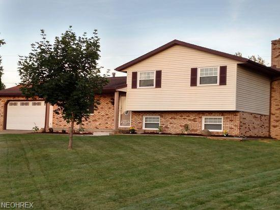1638 Horizon Dr, Louisville, OH 44641 (MLS #4054602) :: RE/MAX Edge Realty