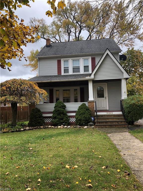 16809 Westdale Ave, Cleveland, OH 44135 (MLS #4055129) :: RE/MAX Edge Realty
