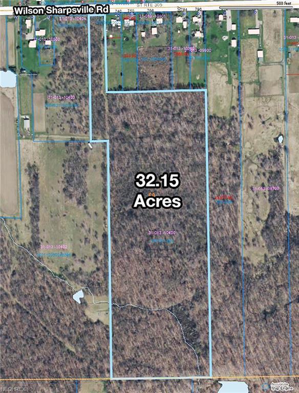 Wilson Sharpsville, Cortland, OH 44410 (MLS #4055504) :: The Crockett Team, Howard Hanna