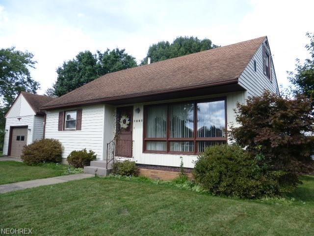 1361 Rochester Ave, Cambridge, OH 43725 (MLS #4055505) :: The Crockett Team, Howard Hanna