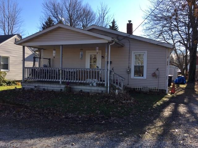 2412 Albrecht Ave, Akron, OH 44312 (MLS #4056354) :: RE/MAX Edge Realty