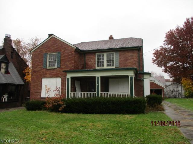 464 Mistletoe Ave, Youngstown, OH 44511 (MLS #4056541) :: The Crockett Team, Howard Hanna