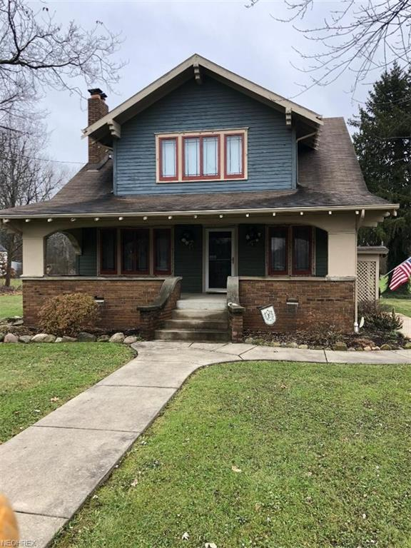 1155 S Cleveland Massillon Rd, Copley, OH 44321 (MLS #4057075) :: RE/MAX Edge Realty