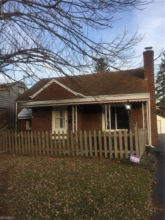 4521 Southern Blvd, Boardman, OH 44512 (MLS #4057387) :: RE/MAX Valley Real Estate