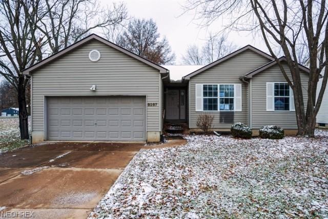 8287 Burkey Rd NW, North Canton, OH 44720 (MLS #4057733) :: RE/MAX Edge Realty