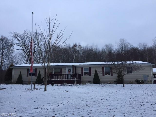 6500 Creek Rd, Andover, OH 44003 (MLS #4057775) :: The Crockett Team, Howard Hanna