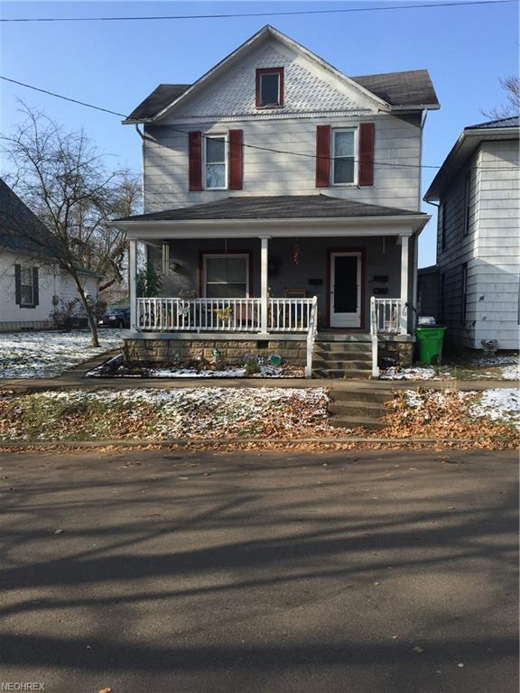 56 S Crawford, Millersburg, OH 44654 (MLS #4058032) :: RE/MAX Edge Realty