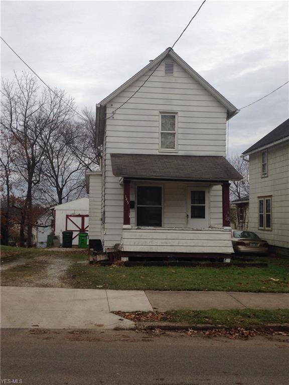 145 21st St NW, Barberton, OH 44203 (MLS #4059400) :: RE/MAX Edge Realty