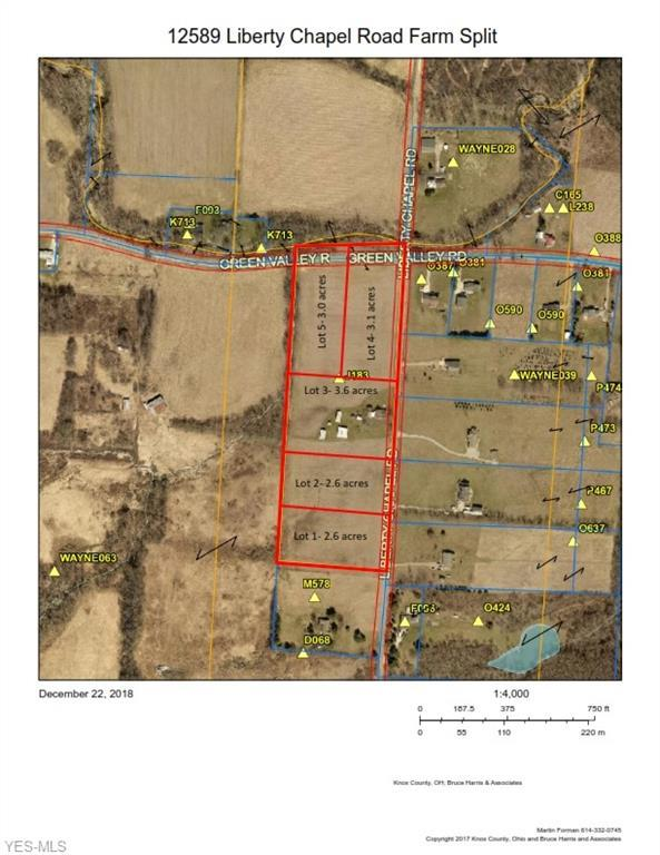 000 Liberty Chapel Road, Mount Vernon, OH 43050 (MLS #4060054) :: RE/MAX Trends Realty