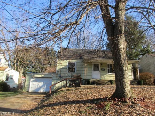 1000 Miles Ave NW, Canton, OH 44708 (MLS #4060136) :: RE/MAX Edge Realty