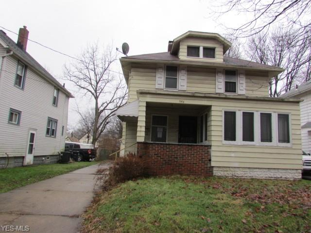 986 Collinwood St, Akron, OH 44310 (MLS #4060263) :: RE/MAX Edge Realty