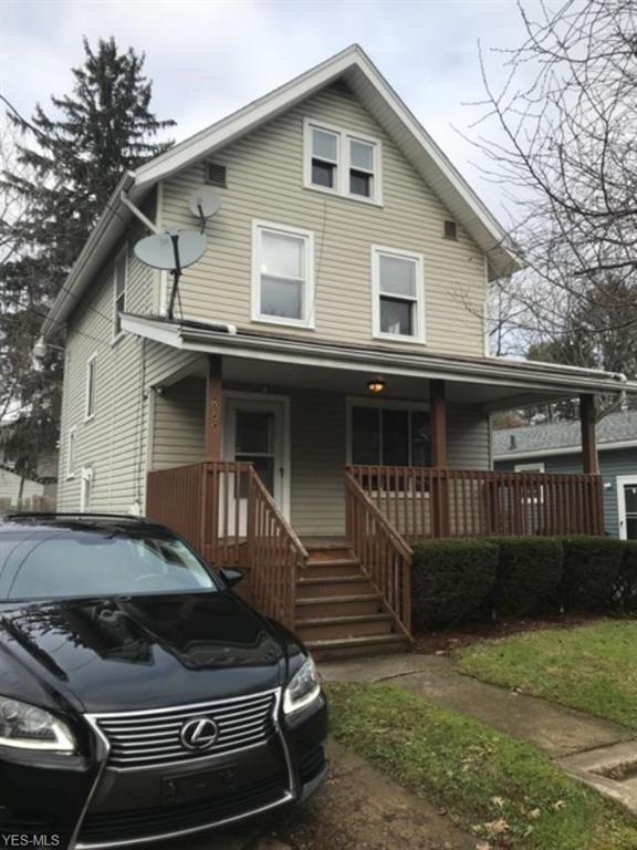 869 Glenn Street, Akron, OH 44320 (MLS #4060437) :: The Holden Agency
