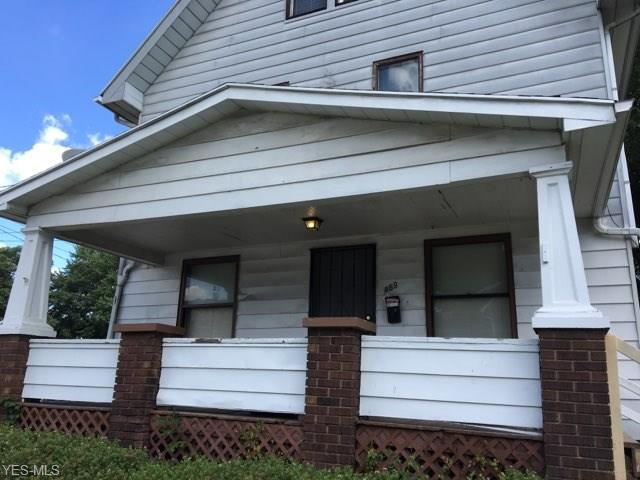 469 Inman St, Akron, OH 44306 (MLS #4060813) :: RE/MAX Edge Realty