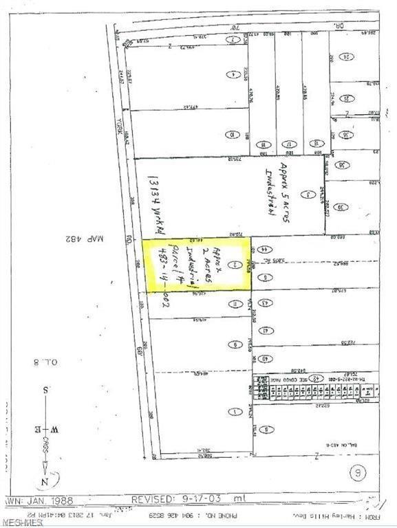 York Rd, North Royalton, OH 44133 (MLS #4061942) :: RE/MAX Edge Realty