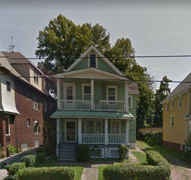 3151 E 116th St, Cleveland, OH 44120 (MLS #4062406) :: RE/MAX Edge Realty