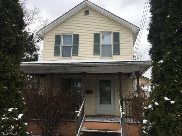 1142 Bingham Ave NW, Warren, OH 44485 (MLS #4062515) :: RE/MAX Edge Realty