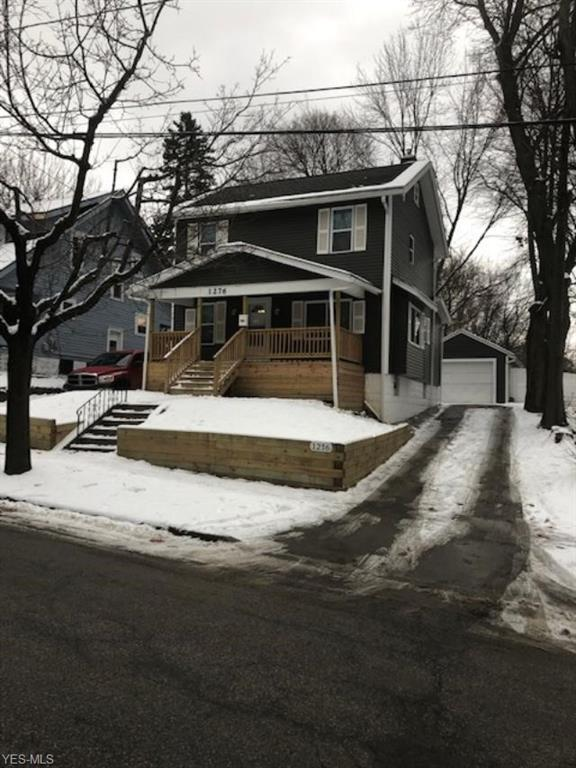 1276 Brandon Ave, Akron, OH 44305 (MLS #4062962) :: RE/MAX Edge Realty
