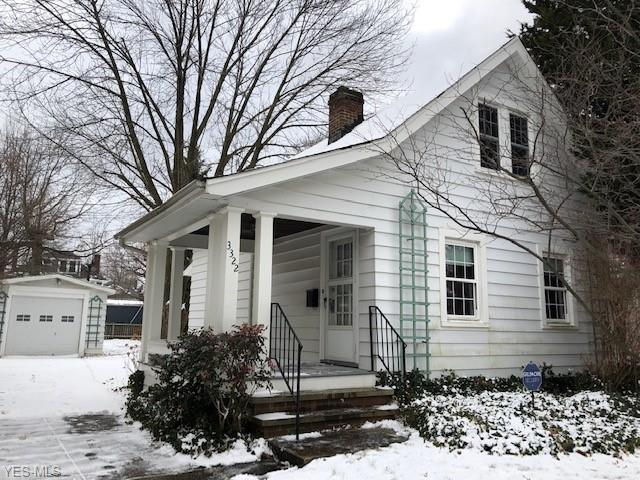 3322 Berkshire Rd, Cleveland Heights, OH 44118 (MLS #4063361) :: RE/MAX Edge Realty