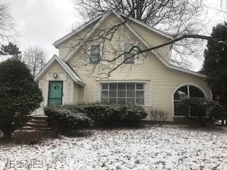 821 Valdes Ave, Akron, OH 44320 (MLS #4063405) :: RE/MAX Edge Realty
