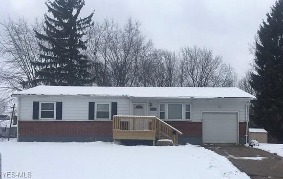 1308 Warner Ave, Mansfield, OH 44905 (MLS #4064212) :: RE/MAX Edge Realty