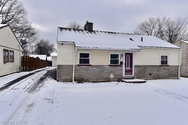 1629 Thalia Ave, Youngstown, OH 44514 (MLS #4064392) :: RE/MAX Valley Real Estate