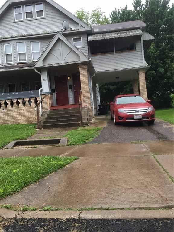 912 Baughman St, Akron, OH 44320 (MLS #4064437) :: Tammy Grogan and Associates at Cutler Real Estate
