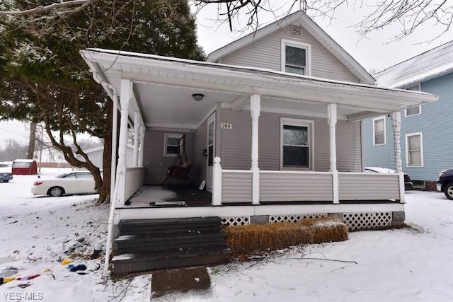 384 S Main St, Columbiana, OH 44408 (MLS #4064974) :: RE/MAX Valley Real Estate