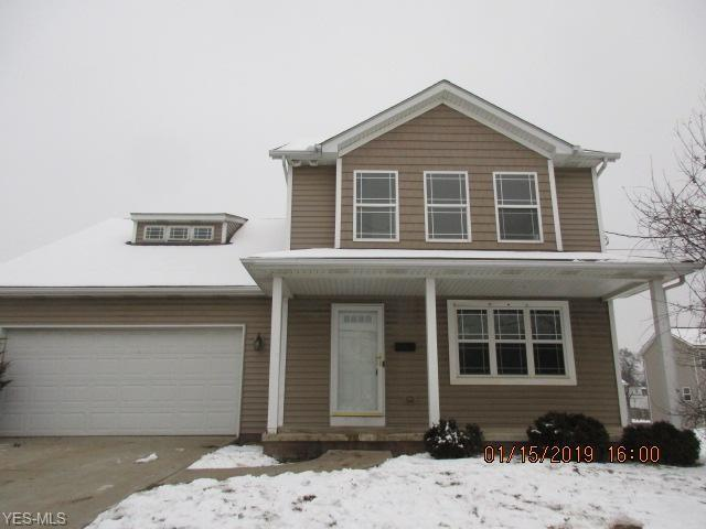 1007 10th St NW, Canton, OH 44703 (MLS #4065167) :: RE/MAX Edge Realty