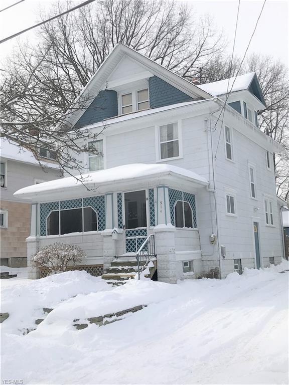 914 Berwin St, Akron, OH 44310 (MLS #4065224) :: RE/MAX Edge Realty