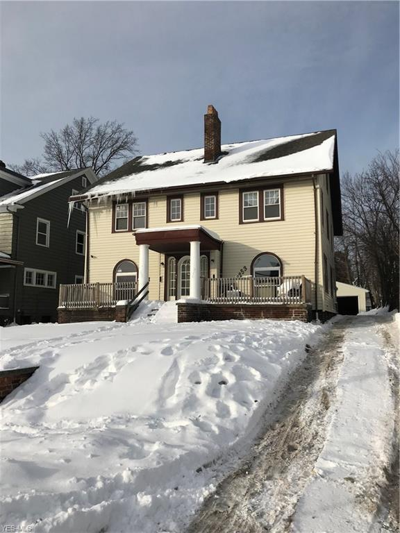 3251 Washington Blvd, Cleveland Heights, OH 44118 (MLS #4067337) :: RE/MAX Edge Realty