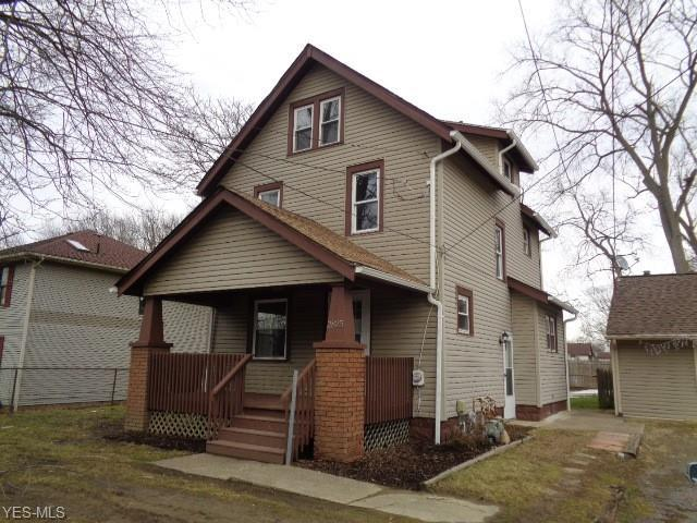2825 S Main St, Akron, OH 44319 (MLS #4068737) :: RE/MAX Edge Realty