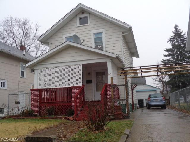 1143 Wilbur Avenue, Akron, OH 44301 (MLS #4068753) :: RE/MAX Edge Realty