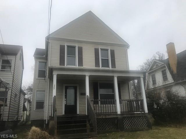 323 Park Ave NW, Canton, OH 44708 (MLS #4068810) :: RE/MAX Edge Realty
