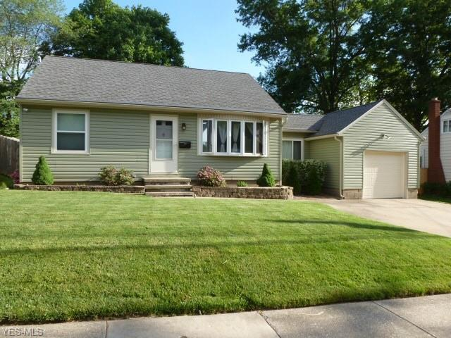 205 Baldwin St, Wadsworth, OH 44281 (MLS #4069203) :: RE/MAX Edge Realty