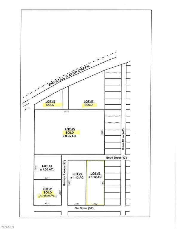 Elm St, Uhrichsville, OH 44683 (MLS #4069409) :: RE/MAX Edge Realty