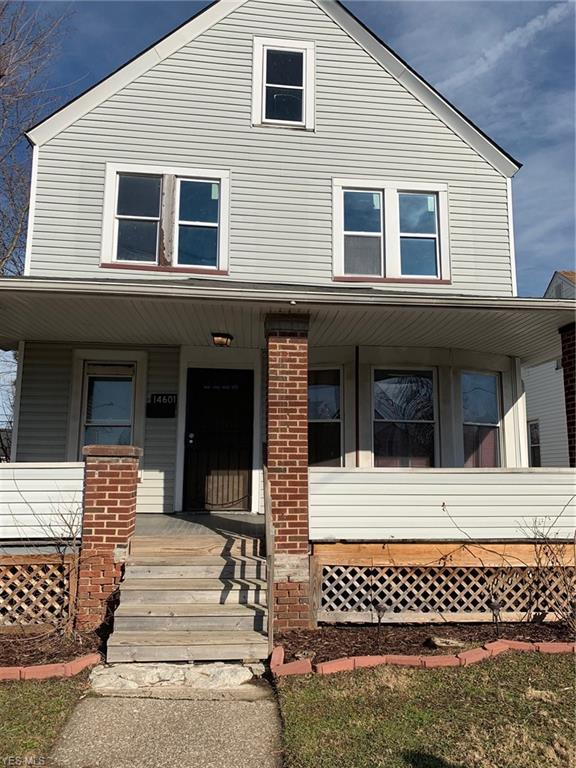 14601 Benwood Ave, Cleveland, OH 44128 (MLS #4069632) :: RE/MAX Edge Realty