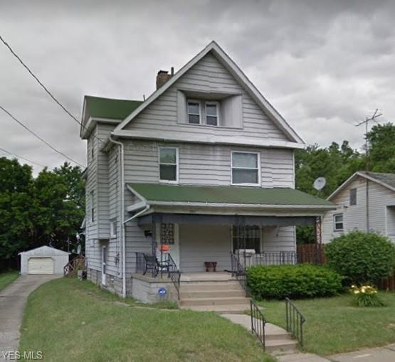 240 Lafayette St, Youngstown, OH 44510 (MLS #4070267) :: RE/MAX Valley Real Estate
