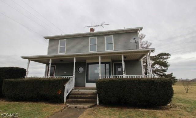 7662 Youngstown Kingsville Rd, Farmdale, OH 44417 (MLS #4070332) :: RE/MAX Valley Real Estate