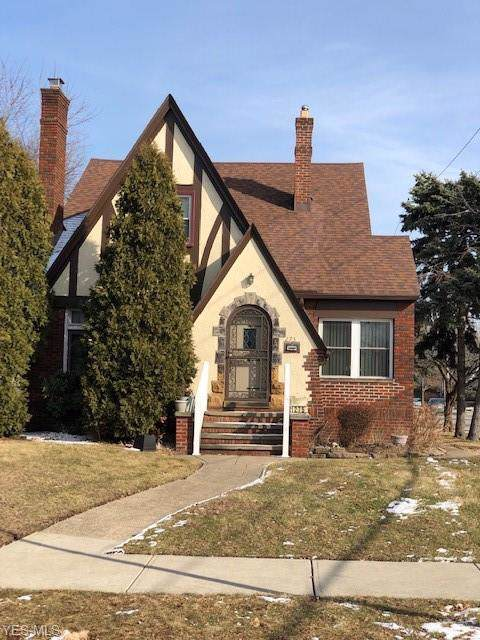 275 E 190th St, Euclid, OH 44119 (MLS #4071204) :: RE/MAX Edge Realty