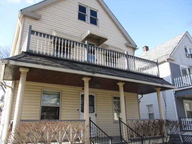 3414 W 44th St, Cleveland, OH 44109 (MLS #4071651) :: RE/MAX Edge Realty