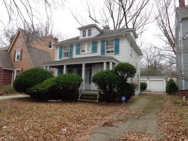 3938 Delmore Rd, Cleveland Heights, OH 44121 (MLS #4071728) :: RE/MAX Edge Realty