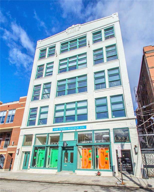 1951 W 26th St #505, Cleveland, OH 44113 (MLS #4072135) :: RE/MAX Edge Realty