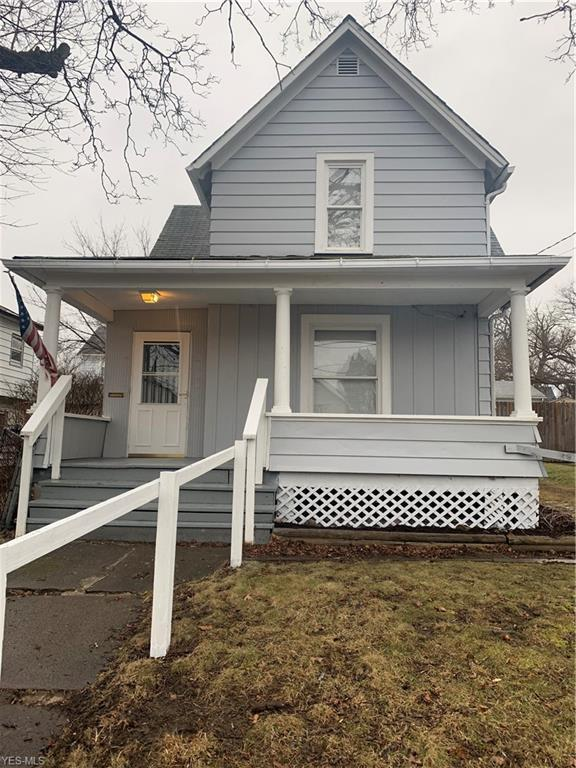 142 21st Street NW, Barberton, OH 44203 (MLS #4073194) :: RE/MAX Edge Realty
