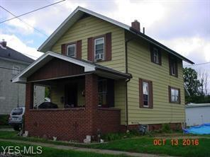 1015 Vine St, Coshocton, OH 43812 (MLS #4073563) :: RE/MAX Edge Realty