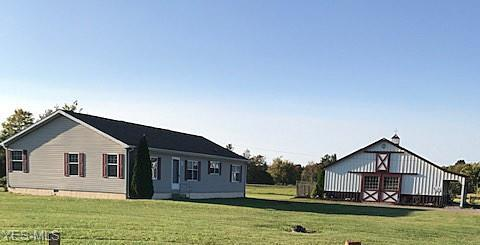 1871 State Route 167, Jefferson, OH 44047 (MLS #4073578) :: RE/MAX Edge Realty