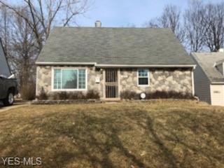 19715 Cherrywood, Warrensville Heights, OH 44128 (MLS #4073895) :: RE/MAX Edge Realty