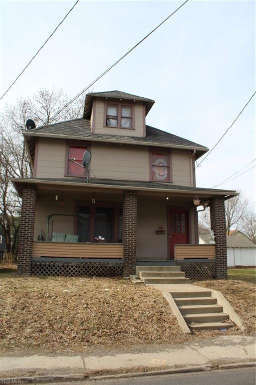 1617 Maple Ave NE, Canton, OH 44705 (MLS #4074018) :: RE/MAX Edge Realty