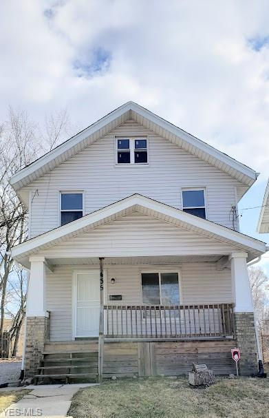 435 Margaret St, Akron, OH 44306 (MLS #4074414) :: RE/MAX Edge Realty