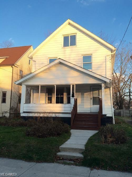 815 Thayer St, Akron, OH 44310 (MLS #4075325) :: RE/MAX Edge Realty